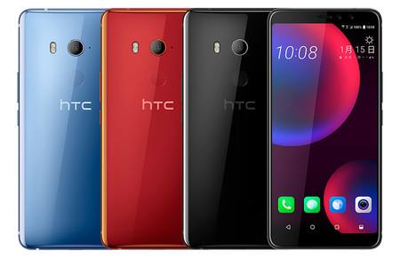 HTC U11 EYEs: el próximo gama media de la firma taiwanesa se deja ver antes de su anuncio oficial