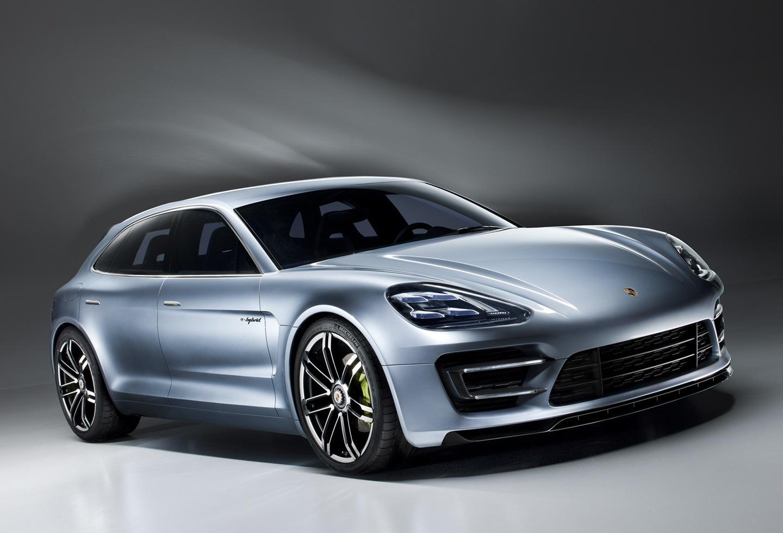 Foto de Porsche Panamera Sport Turismo (1/17)