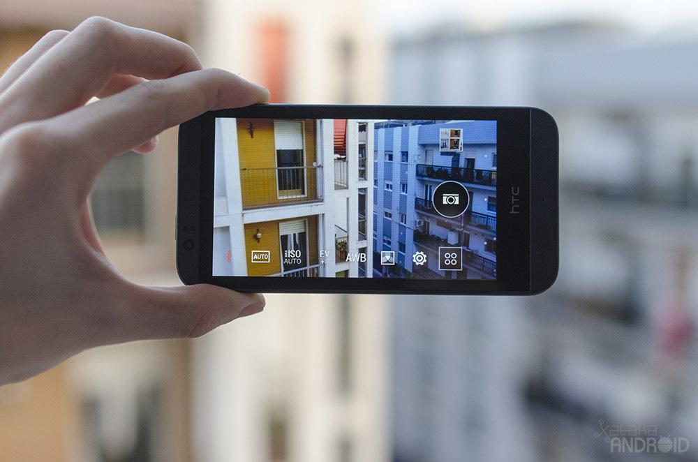 Foto de HTC Desire 510, diseño (10/22)