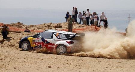 Rally de Jordania 2011: Mikko Hirvonen muy retrasado y Sébastien Ogier líder