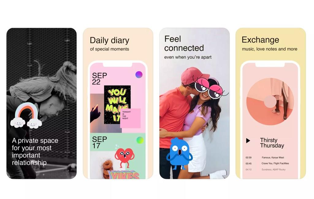 Facebook crea Tuned, un espacio privado para que las parejas compartan su diario personal y sus experiencias
