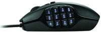 Logitech G600, un ratón con personalidad propia