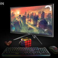 Este monitor gaming 2K cuesta más barato que nunca en Amazon: Ozone Gaming DSP27 por 279 euros