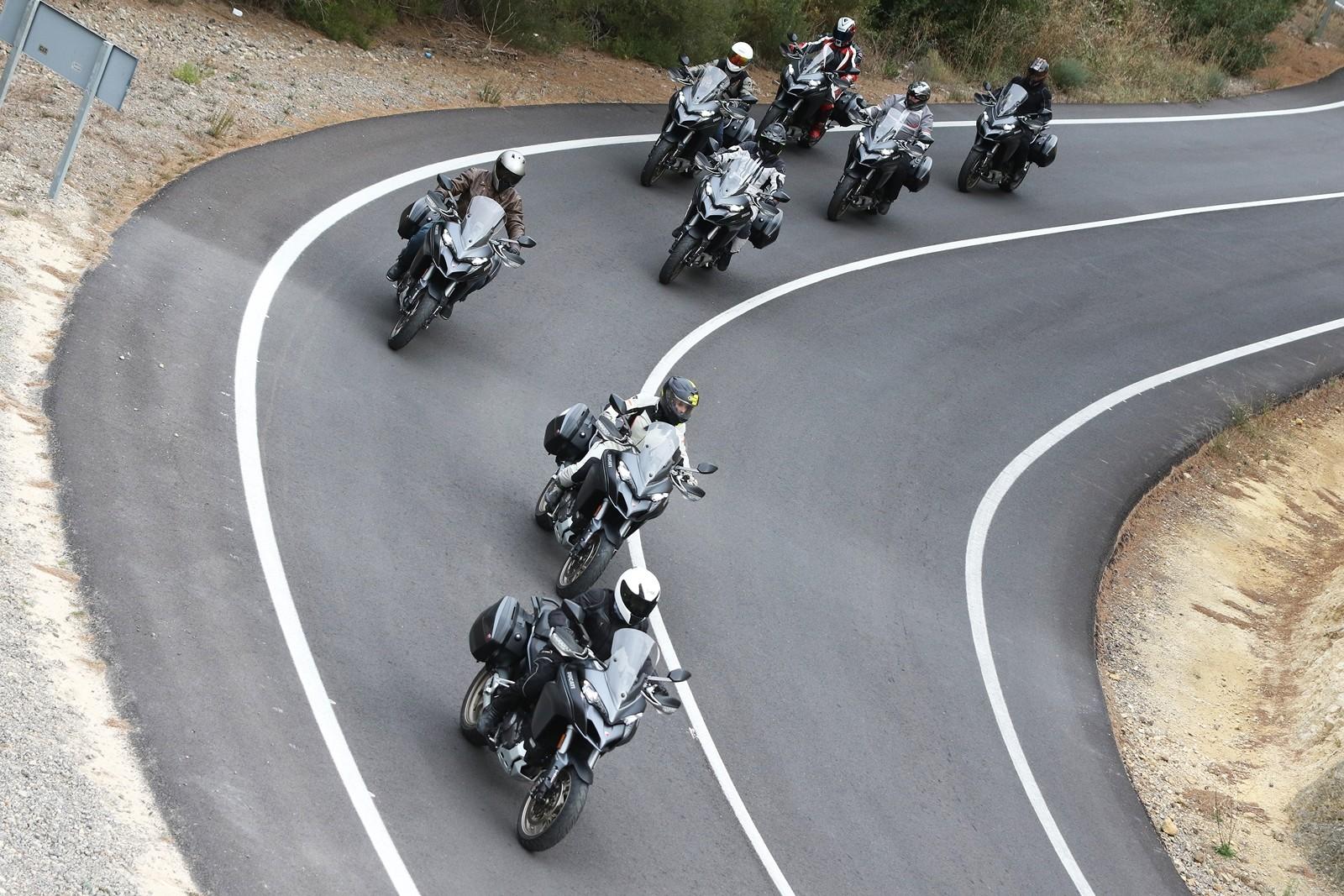 Foto de Ducati Multistrada 1260 2018 prueba (19/21)