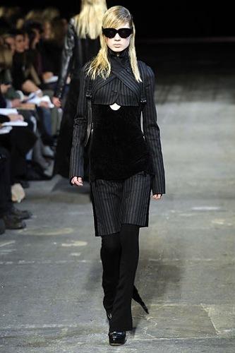 Alexander Wang, Otoño-Invierno 2010/2011 en la Semana de la Moda de Nueva York