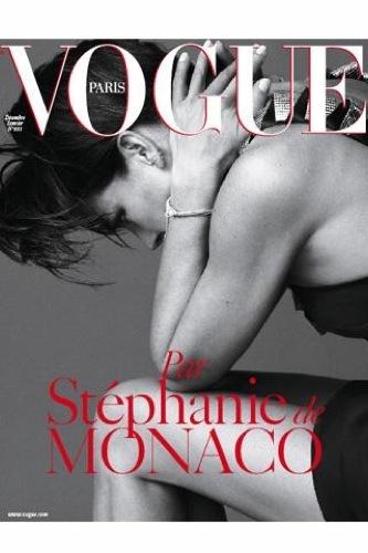 Vogue Paris y su particular concepción de la moda en diciembre
