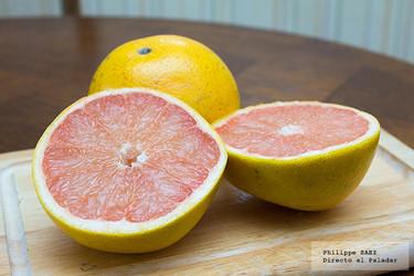 La Toronja, esa fruta con tantas cualidades