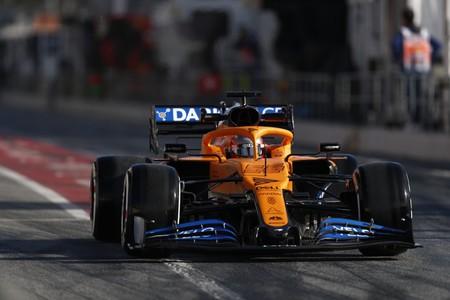 Sainz Barcelona F1