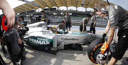 Lewis Hamilton aún no olvida su pasado
