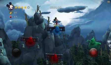 Castle of Illusion de Disney llega a Windows Phone 8 y Windows 8/RT