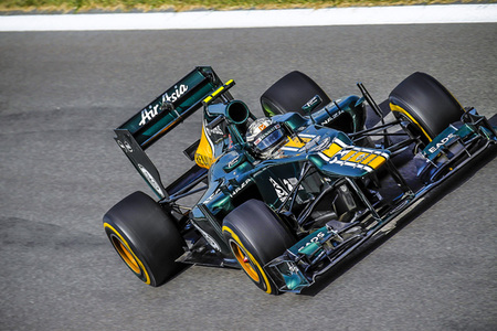 Caterham seguirá en la Fórmula 1 muchos años más