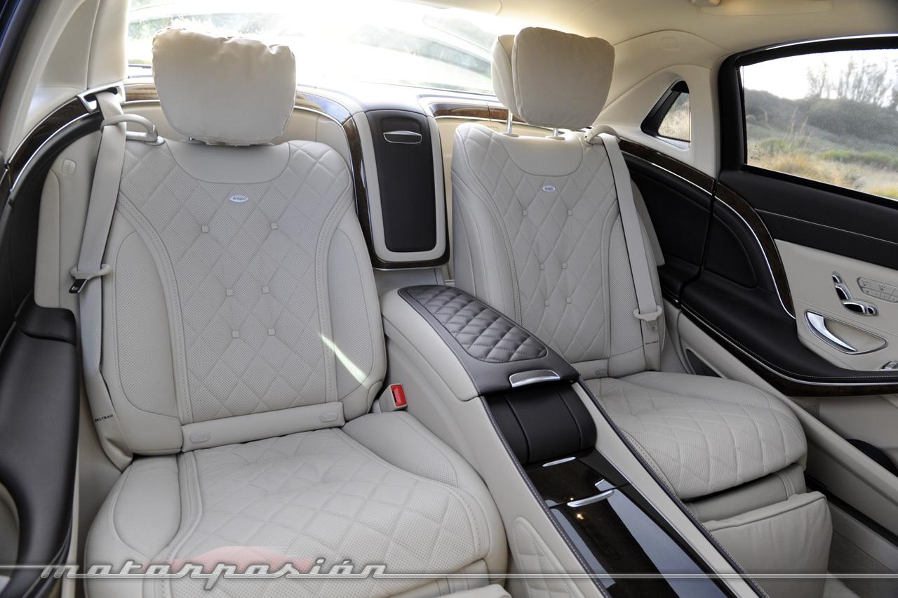 Foto de Mercedes-Maybach Clase S, primeras impresiones (14/31)