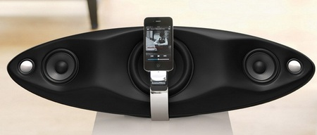 Bowers & Wilkins lanza la base Z2 y actualiza su Zeppelin Air