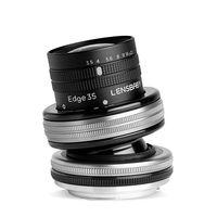 Lensbaby Composer Pro II con óptica Edge 35: Un nuevo objetivo de efecto descentrable para cambiar el foco al mundo