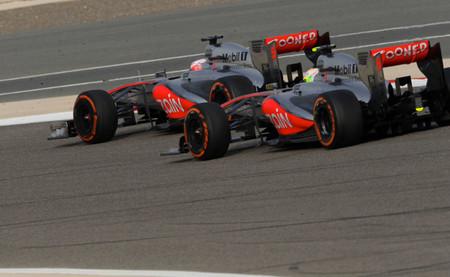 En McLaren aún no están pensando en 2014