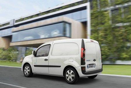 Ya se han encargado más de 15.000 Renault Kangoo Z.E. en Francia