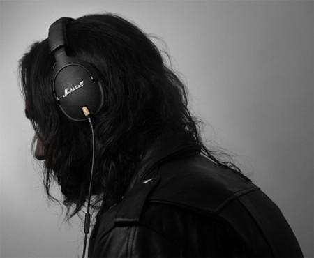 Monitor es la nueva opción en auriculares Marshall