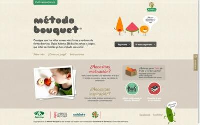 Cultivamos futuro propone un juego online para animar a la familias a comer más frutas y verduras