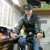 Ya puedes darte paseos virtuales en bici por un precio de risa: 40 dólares