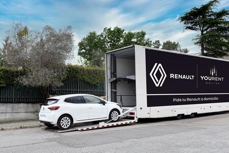 Comprar un coche online y recibirlo en casa: así es el renting de Renault, aunque la oferta es reducida