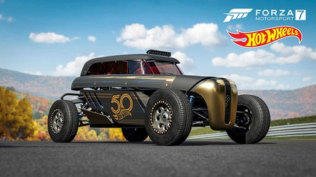Hot Wheels Y Forza Motorsport 7 5
