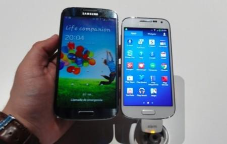 Primer contacto con Samsung Galaxy S4 Mini y Samsung Galaxy S4 Zoom