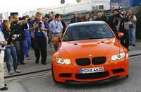 Valentino Rossi ya ha probado el BMW M3 GTS y ha encargado uno