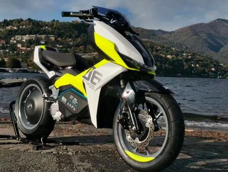 El Felo FW06 es un scooter eléctrico chino muy deportivo, con hasta 140 km de autonomía e inspirado en el Kymco F9