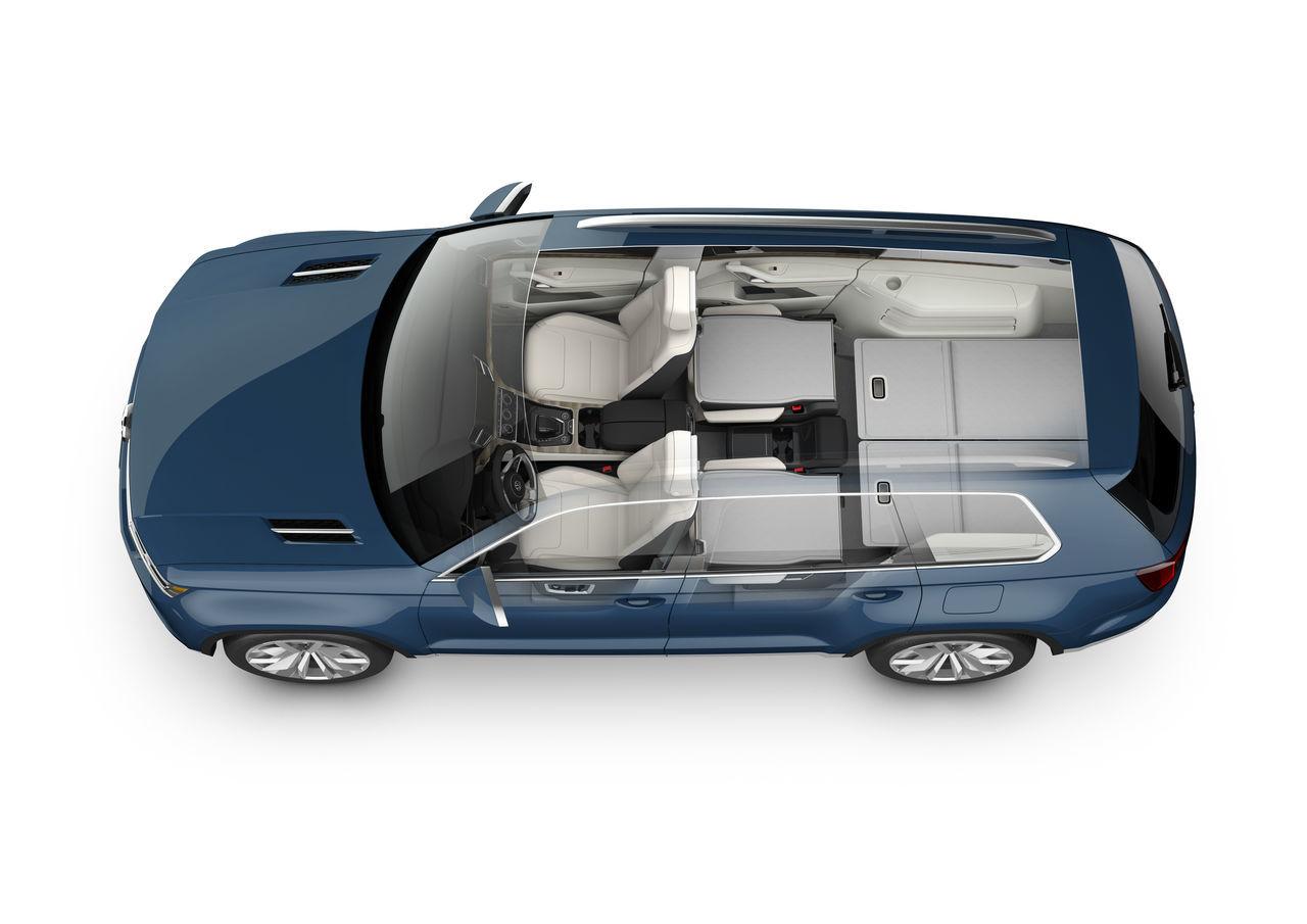 Foto de Volkswagen CrossBlue Concept (17/19)