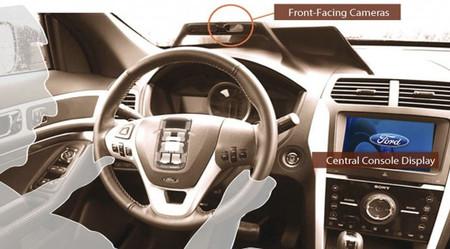 En Ford están desarrollando un sistema de reconocimiento facial para sus vehículos