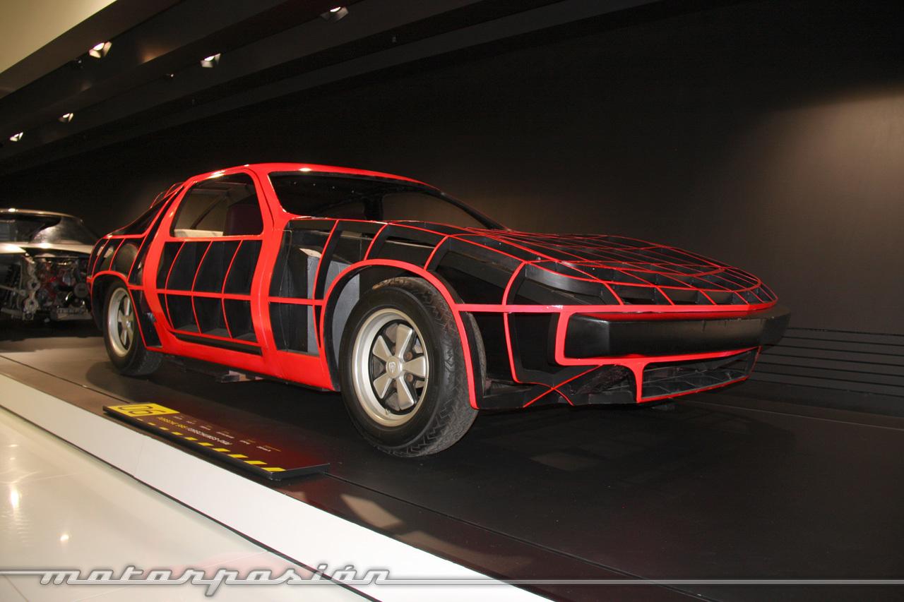 Foto de Museo Porsche - Project: Top Secret! (41/54)