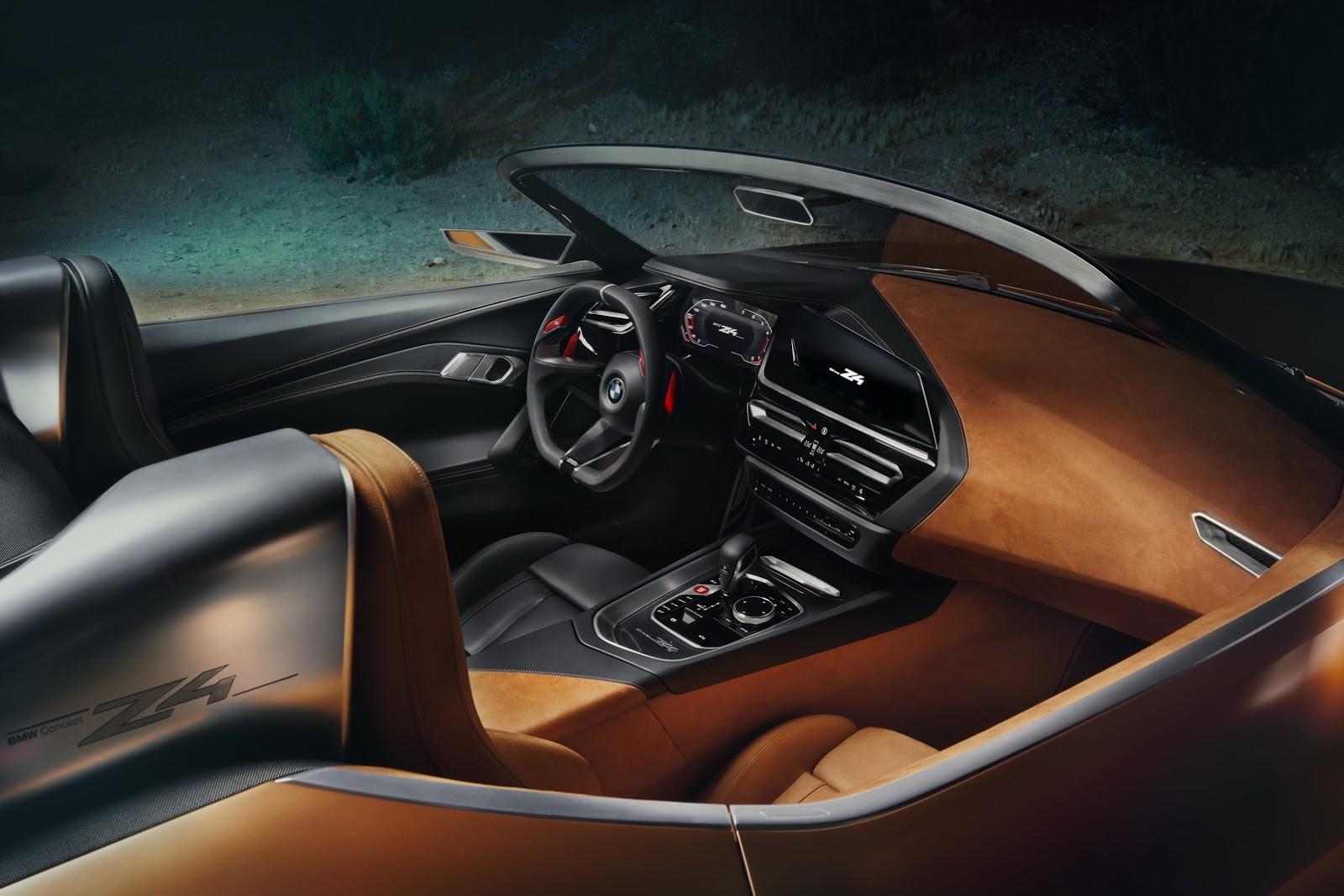 Foto de BMW Z4 Concept (15/19)