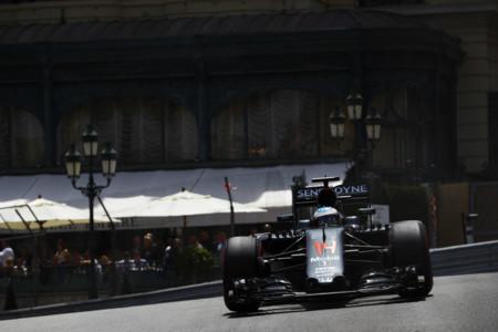Alonso Gp Monaco Clasi 2016