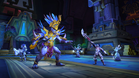 World of Warcraft: Battle for Azeroth - Mareas de Venganza se amplía con la raid Batalla de Dazar'alor y todas estas novedades