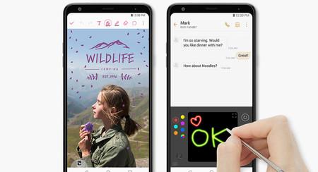 LG Stylo 5: larga vida al stylus en la gama de entrada