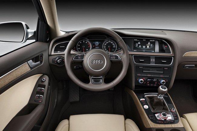 Audi A4 2012 4