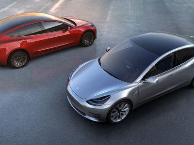 Los alucinantes números del Tesla 3: 200.000 reservas y 200 millones de dólares en menos de 48 horas