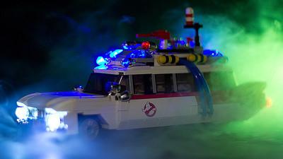 Próximo lanzamiento de LEGO: los Cazafantasmas