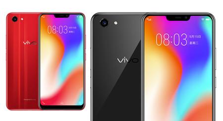 Vivo Y83, el nuevo gama de entrada estrena procesador en primicia mundial y llega con Android Oreo 8.1