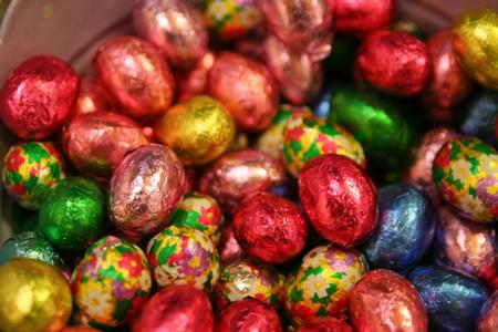 ¿Por qué el conejo de Pascua y los huevos de Pascua?