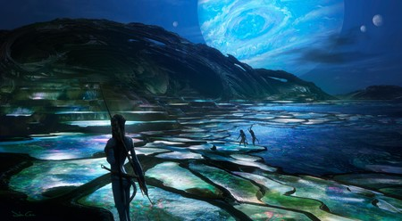 'Avatar 2': James Cameron muestra nuevas imágenes del rodaje de las escenas subacuáticas de la secuela