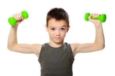 La musculación en adolescentes, puntos a tener en cuenta