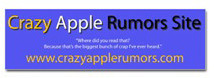 Crazy Apple Rumors Site: Los rumores más divertidos