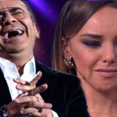 Jorge Javier Vázquez se burla de Chenoa con este zasca en pleno directo de 'La Casa Fuerte'