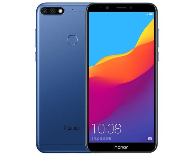 Honor 7c Portada