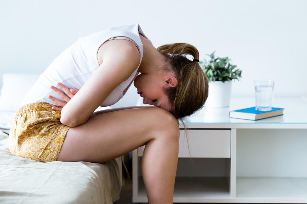 dolor abdominal bajo después de una relación sexual completa