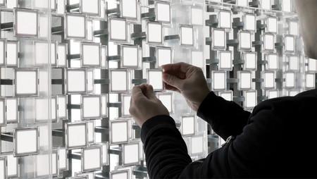 El artista japonés Tokujin Yoshioka colabora con LG y nos demuestra que la tecnología puede emocionar
