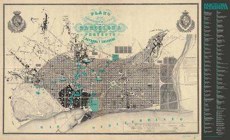 Barcelona modernista - 2