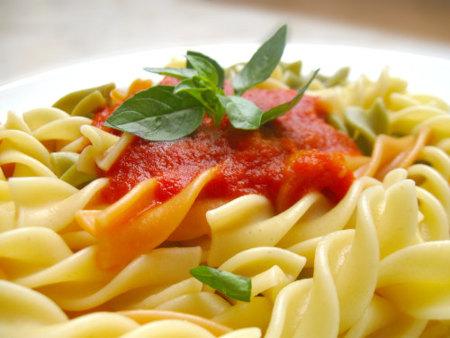 Si quieres ganar músculo cuidado con la ingesta de hidratos de carbono en la cena