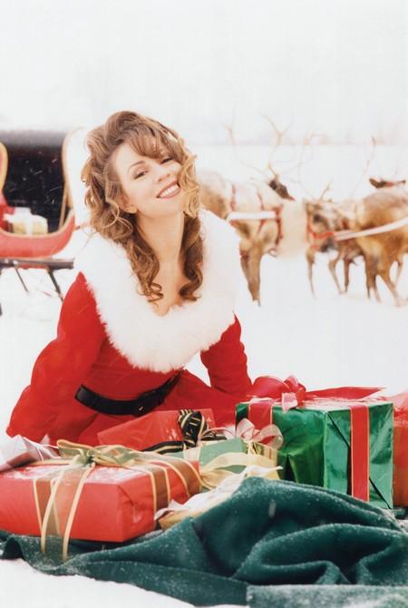 Después de 25 Navidades, 'All I Want For Christmas is You' consigue llegar al número uno en ventas por primera vez